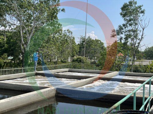 tính chất nước thải sinh hoạt? Quy trình xử lí nước thải sinh hoạt?