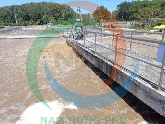 các phương pháp xử lý nito trong nước thải