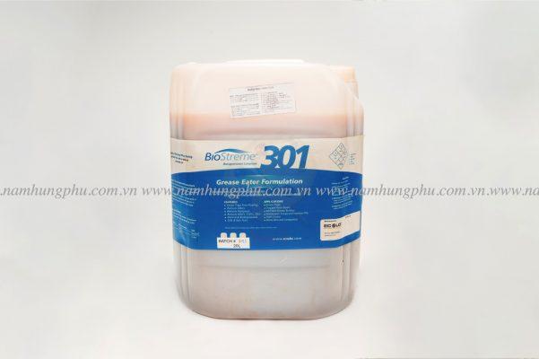Biostreme 301 vi sinh xử lý dầu mỡ